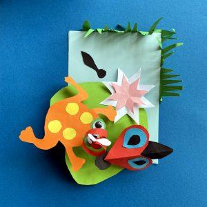 3D Frog Pond